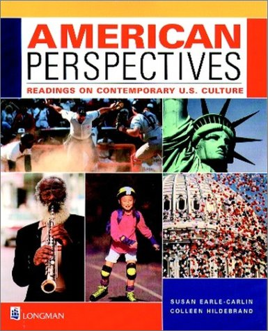American Perspectives Readings on Contemporary U. S. Culture  2000 9780201520750 Front Cover