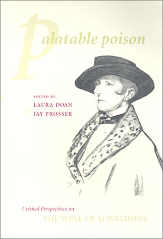 Palatable Poison Critical Perspectives on the Well of Loneliness  2001 9780231118750 Front Cover