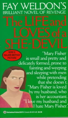 Life and Loves of a She Devil  N/A edition cover