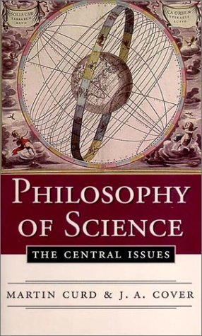 Philosophy of Science The Central Issues  1998 edition cover