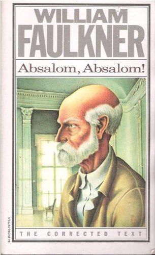 Absalom, Absalom!  N/A 9780394747750 Front Cover