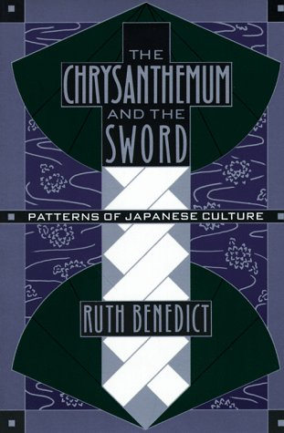 Chrysanthemum and the Sword   1946 (Reprint) edition cover