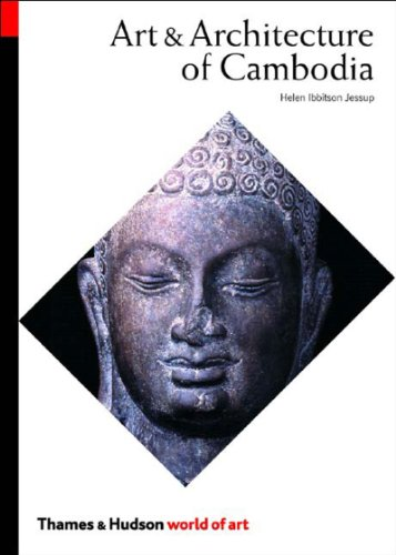 Art and Architecture of Cambodia   2004 edition cover