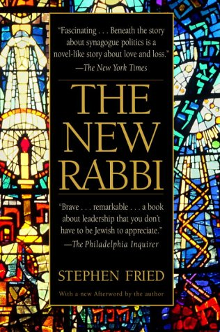 New Rabbi A Congregation Searches for Its Leader  2002 edition cover