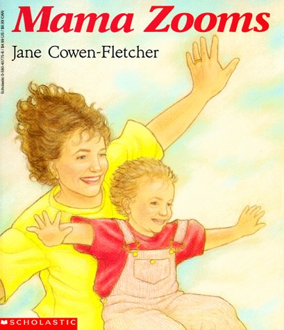 Mama Zooms 1st edition cover