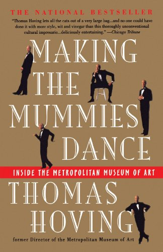 Making the Mummies Dance Inside the Metropolitan Museum of Art  1994 edition cover