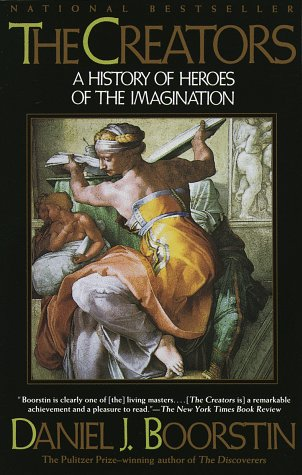 Creators A History of Heroes of the Imagination  1992 (Reprint) edition cover