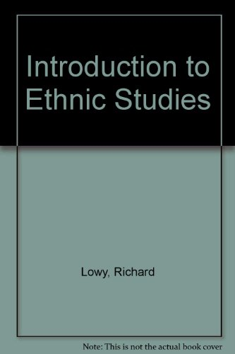 Introduction to Ethnic Studies Revised  9780757528750 Front Cover
