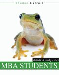 Statistical Analysis for Mba Students  Revised 9780757560750 Front Cover