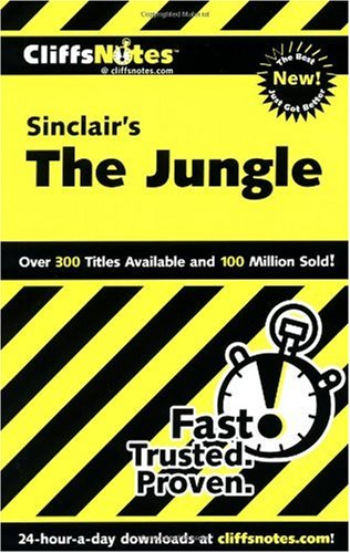 Sinclair's the Jungle   2001 edition cover