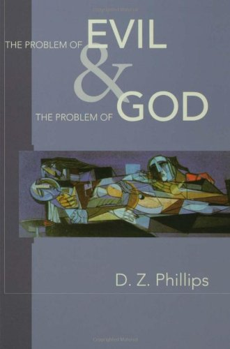 Problem of Evil and the Problem of God  N/A edition cover