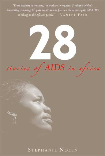 28 Stories of AIDS in Africa N/A edition cover