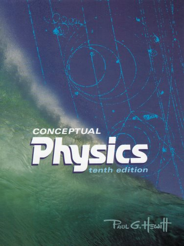 MasteringPhysics - For Conceptual Physics  10th 2006 edition cover