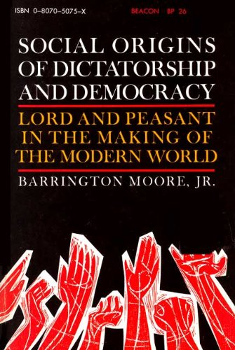 Social Origins of Dictatorship and Democracy N/A edition cover