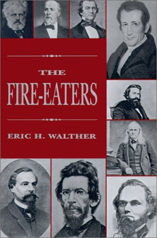 Fire-Eaters   1992 9780807117750 Front Cover