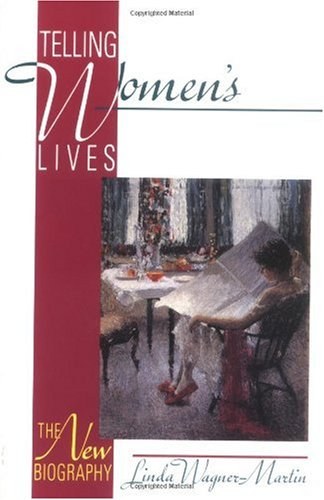 Telling Women's Lives The New Biography  1996 edition cover