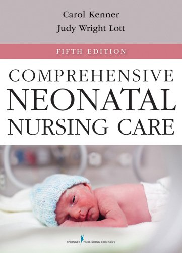 Comprehensive Neonatal Nursing Care  5th 2014 edition cover