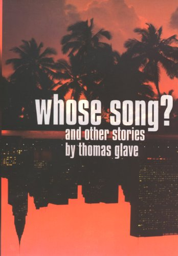 Whose Song? And Other Stories  2000 edition cover