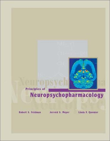 Principles of Neuropsychopharmacology  N/A edition cover