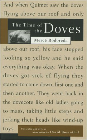 Time of the Doves  Reprint  edition cover