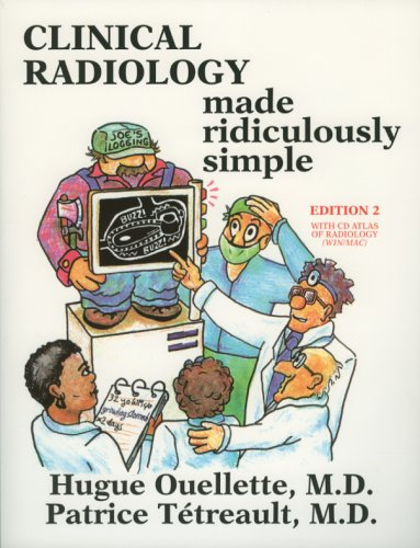 Clinical Radiology Made Ridiculously Simple 2nd 2006 9780940780750 Front Cover