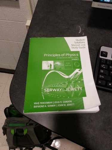 Principles of Physics A Calculus-Based Text 5th 2012 9781133110750 Front Cover