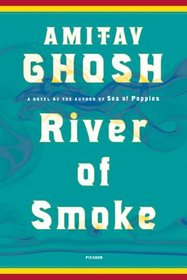 River of Smoke  N/A edition cover