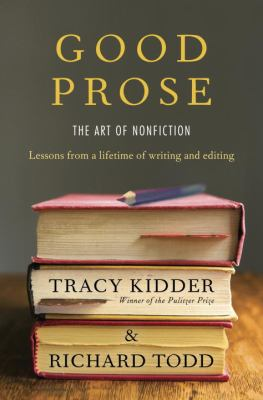 Good Prose The Art of Nonfiction  2013 edition cover