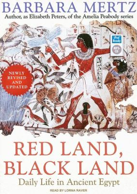 Red Land, Black Land: Daily Life in Ancient Egypt  2008 edition cover