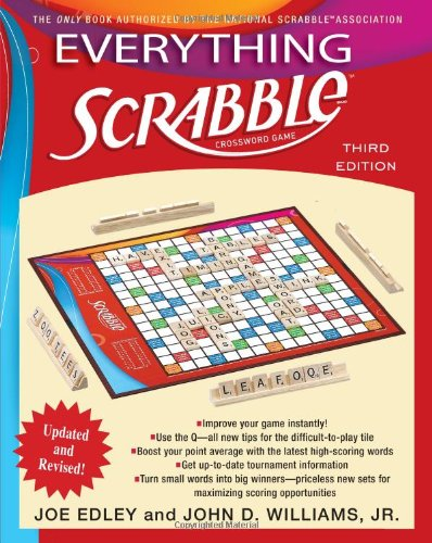 Everything Scrabble  3rd 2009 edition cover