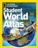 Student World Atlas Your Fact-Filled Reference for School and Home! 4th 2014 edition cover