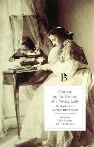 Clarissa:  2010 edition cover