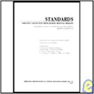 Standards for Data Collection from Human Skeletal Remains Proceedings of a Seminar at the Field Museum of Natural History N/A 9781563490750 Front Cover