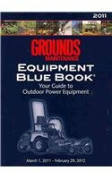 Grounds Maintenance Equipment Blue Book 2011   2011 edition cover