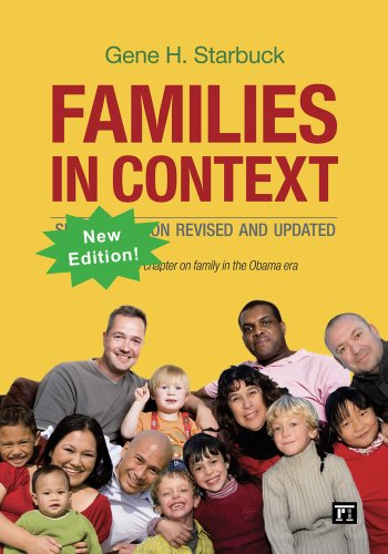 Families in Context Sociological Perspectives, 3rd Edition 3rd 2015 (Revised) edition cover
