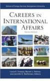 Careers in International Affairs  9th 2014 (Revised) edition cover
