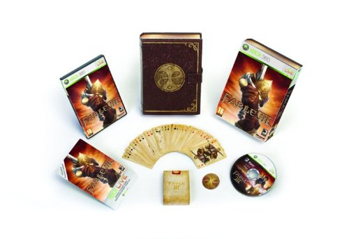 Fable III Limited (Xbox 360) [PEGI] Xbox 360 artwork