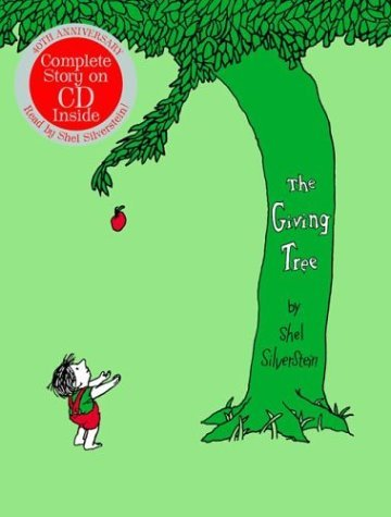 Giving Tree   1992 edition cover