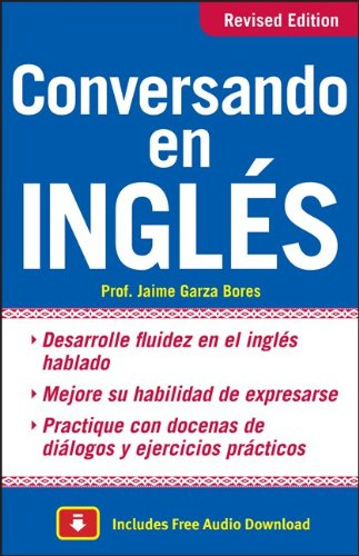 Conversando en Ingles  3rd 2011 edition cover