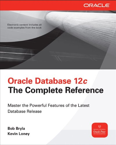 Oracle Database   2014 edition cover