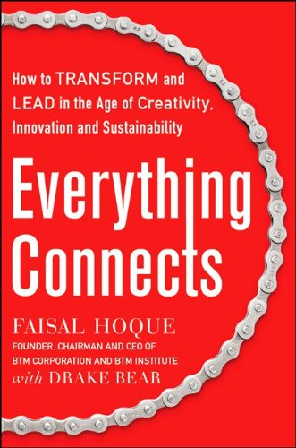 Everything Connects How to Transform and Lead in the Age of Creativity, Innovation and Sustainability  2014 edition cover