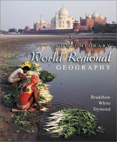 Contemporary World Regional Geography : Global Connections, Local Voices  2003 edition cover