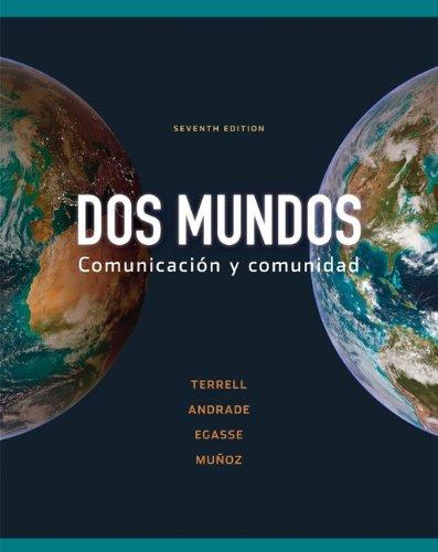 Dos Mundos  7th 2010 edition cover