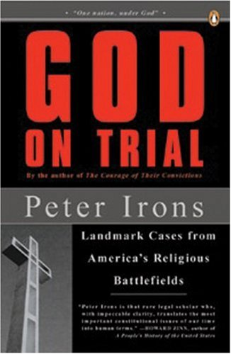 God on Trial Landmark Cases from America's Religious Battlefields N/A edition cover