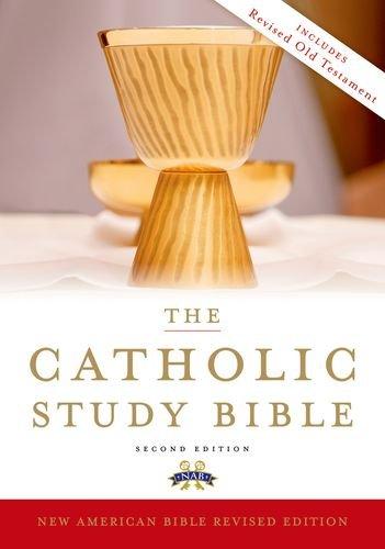 Catholic Study Bible  2nd edition cover