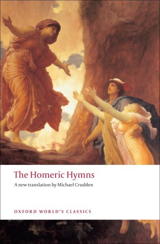 Homeric Hymns  N/A 9780199554751 Front Cover