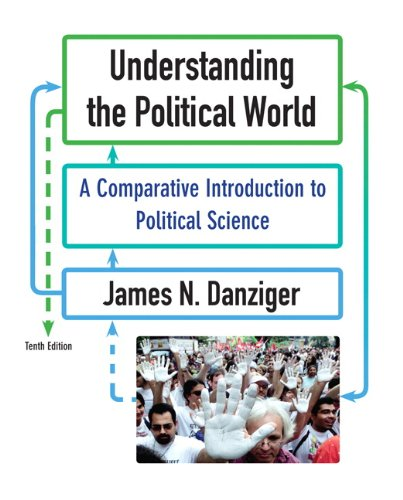 Understanding the Political World A Comparative Introduction to Political Science 10th 2011 edition cover