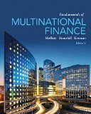 Fundamentals of Multinational Finance  5th 2015 9780205989751 Front Cover