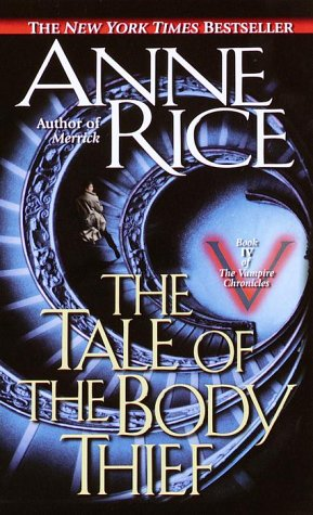 Tale of the Body Thief   1985 edition cover