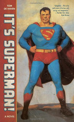 It's Superman! A Novel N/A edition cover